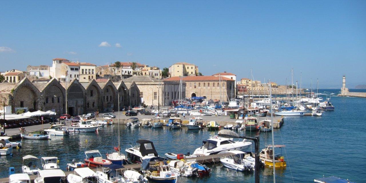 Viaje a Creta y a una boda griega con un niño pequeño