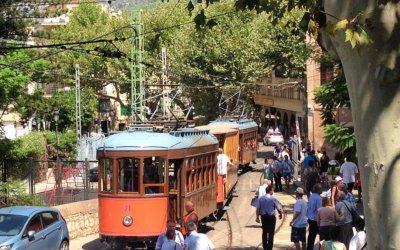 Excursión a Soller en tren y visita a los jardines de Alfabia