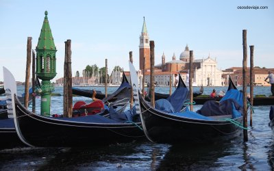 Viaje a Venecia con un niño pequeño