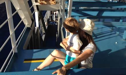 Consejos para viajar con niños pequeños