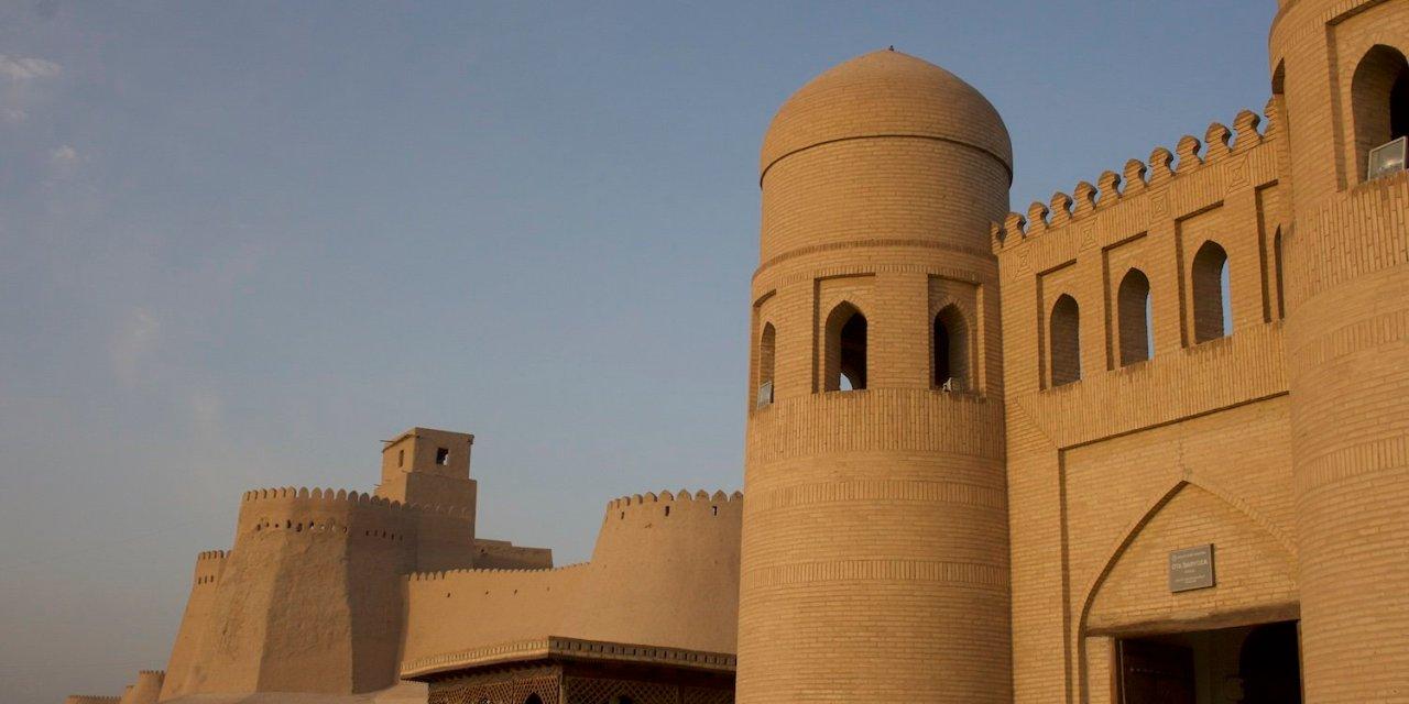 Uzbekistán: Un país en la Ruta de la Seda