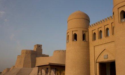 La fortaleza interior de Jiva: Ichan-Qala