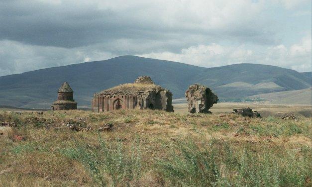 La ciudad fantasma de Ani en Turquía del este