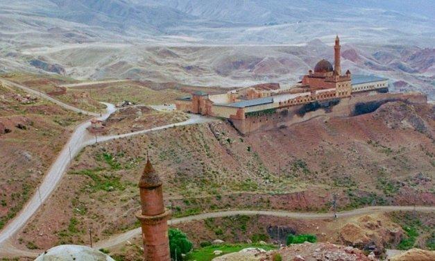 Ishak Pasha: un complejo otomano en los confines del kurdistán turco