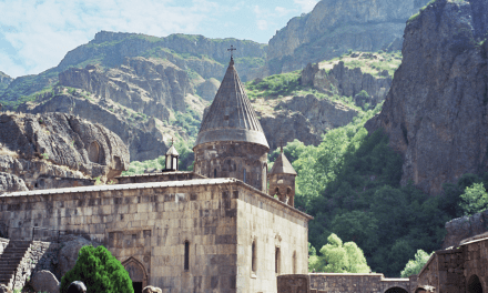 Visitando Iglesias Armenias
