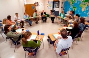 Los colegios públicos de Andalucía darán su opinión para reformar la etapa de primaria