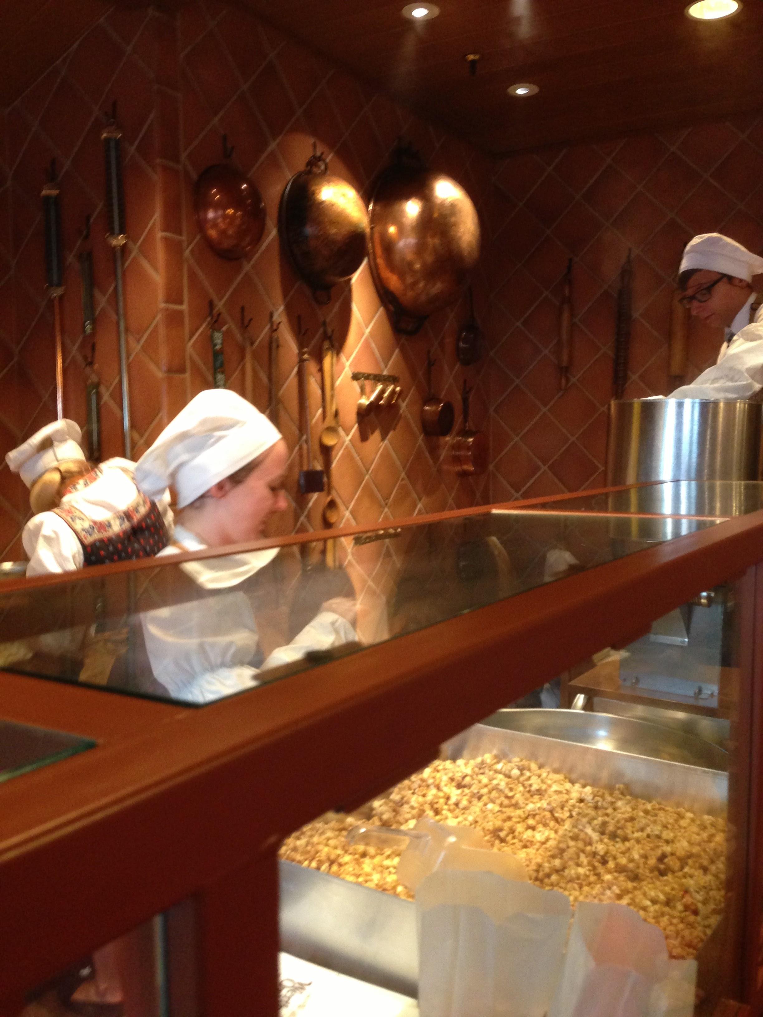 Karamell Kuche Germany Pavillion Epcot Walt Disney World Orlando