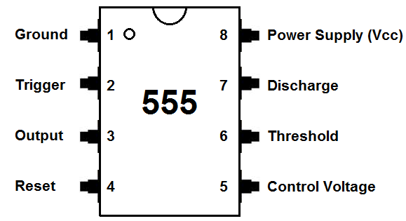 555 Timer IC « Osoyoo.com