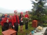 Przed Pomnikiem w Andrzejowie