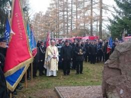 Msza za zmarłych strazaków w Suchawie (2)