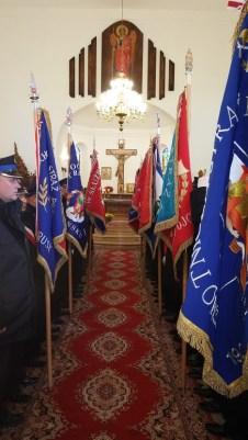 Msza za zmarłych strazaków w Suchawie (8)