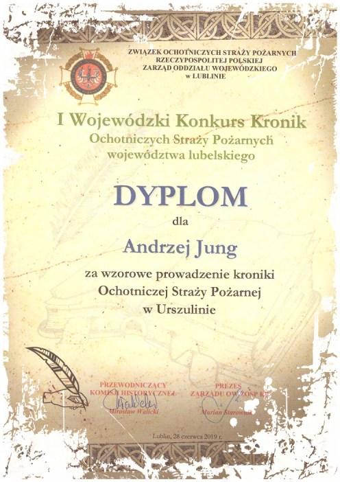 dyplomAndrzeja