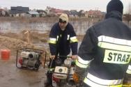 Wypompowywanie wody (05.2011)