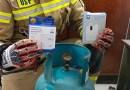 Bezpieczna butla, bezpieczny dom - konkurs