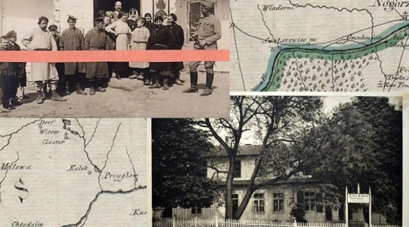 """Przygłowska karczma Webera starsza od """"Sielanki"""" – analiza zdjęć"""