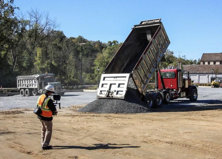 NJ Drone Construction Service
