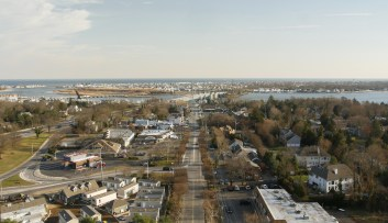 Brielle, NJ Aerial Photography