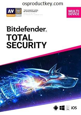 Bitdefender Total Security 2021 Serial Key + Crack [LATEST]