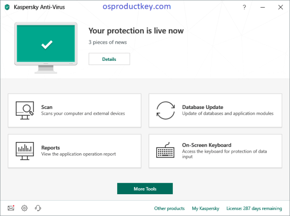Kaspersky Antivirus Key Crack With Activation Code Free Download 2020