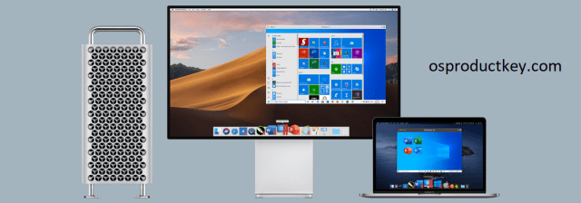 Parallels Desktop 15 Activation Key + Crack [Mac + Win] Free Download