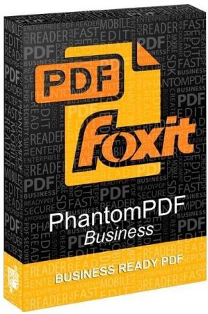 Foxit PhantomPDF Business 9.7.0.29478 RePack & Portable Full Crack 2020