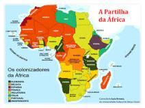 partilha da áfrica