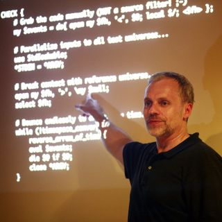 "Towards entry ""Reminder – Upcoming talk: Transparadigm Programming"""
