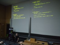 """Towards entry """"Impressions from Damian Conway's talk Transparadigm Programming"""""""
