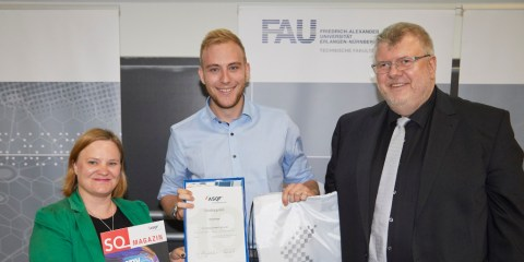 """Towards entry """"Georg Scharz wins ASQF prize for best Master Thesis"""""""