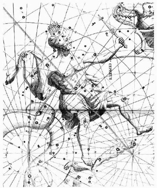Cepheus - Constellation Facts - Online Star Register