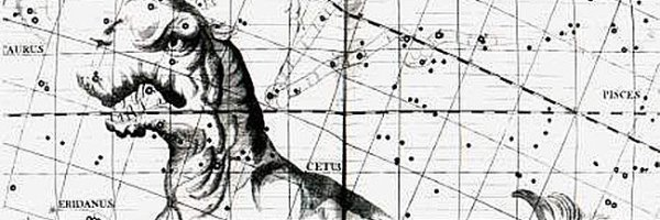 Cetus - Constellation Facts - Online Star Register