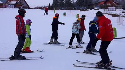 2017 oboz terapeutyczny narciarski 3 - Obóz terapeutyczny zima 2017