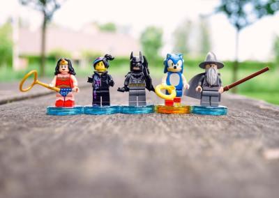 """Obóz terapeutyczny """"Lego konstruktor  """" – Mikoszewo 2020"""