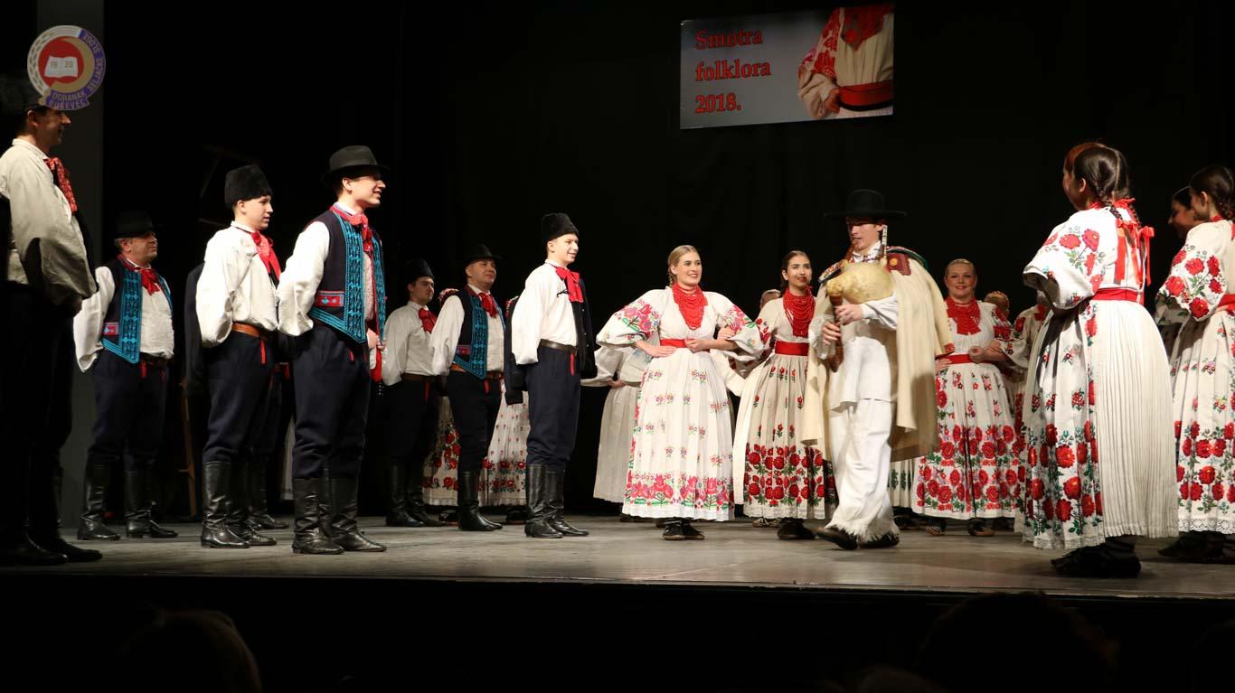 Smotra koreografiranog i izvornog folklora 2018-12