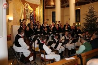 Božićni koncert Radujte se narodi, Sisak 2019-5