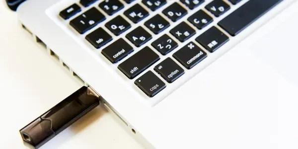 macOS インストール用USB