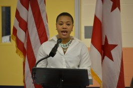 Tracey Langley, OSSE Employee and Excel Academy Parent