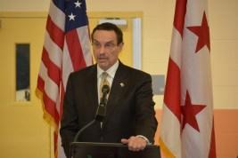 Mayor Vincent Gray