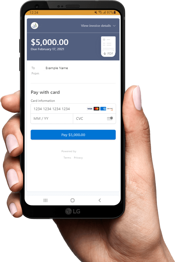 PAY ONLINE WITH YOUR CARD