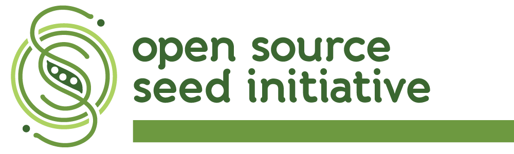 Welcome to the Open Source Seed Initiative - Open Source Seed Initiative