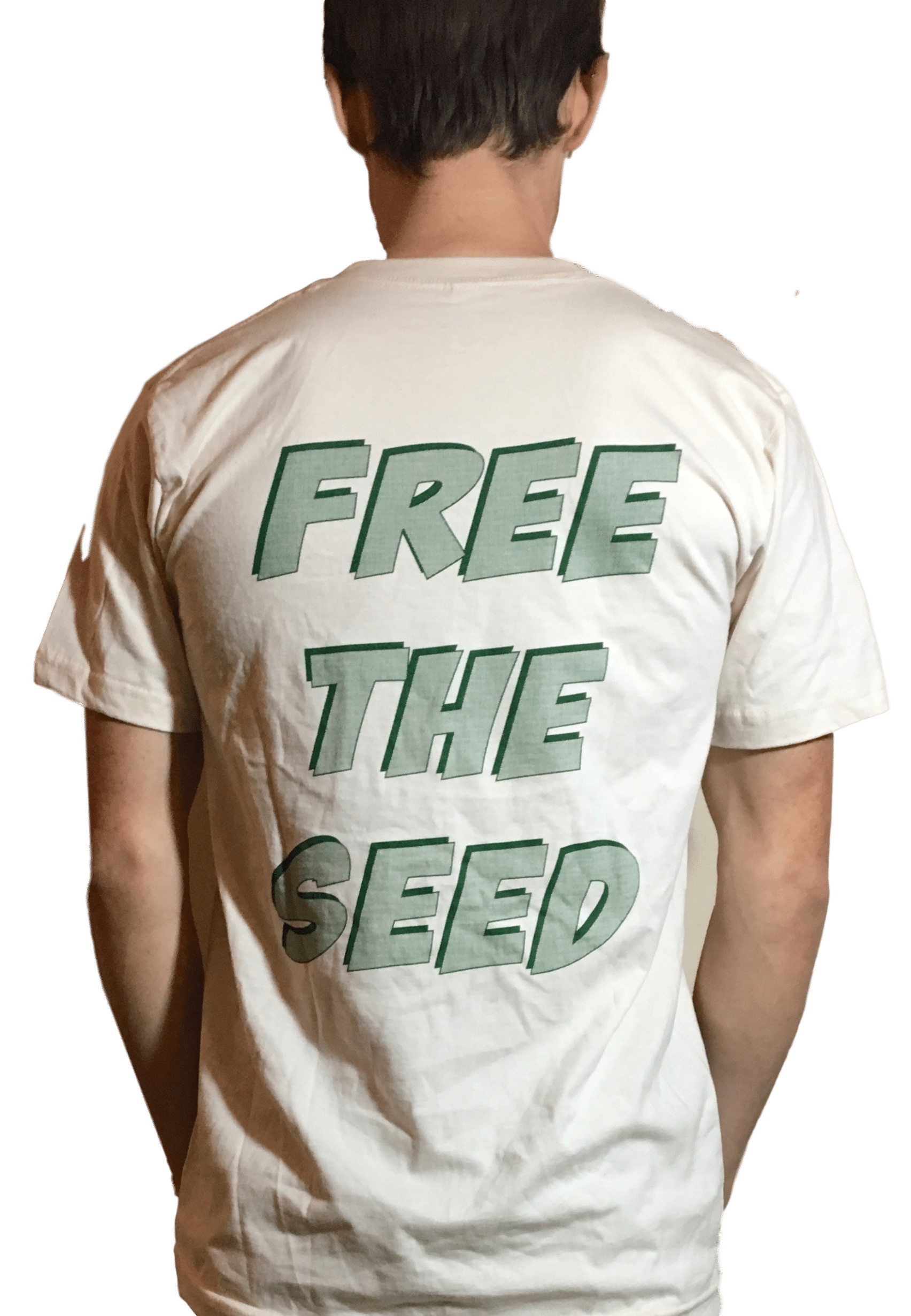 OSSI T-Shirt - Open Source Seed Initiative