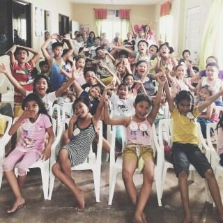 Je lauter, umso besser: Unang hakbang Foundation, Mandaluyong