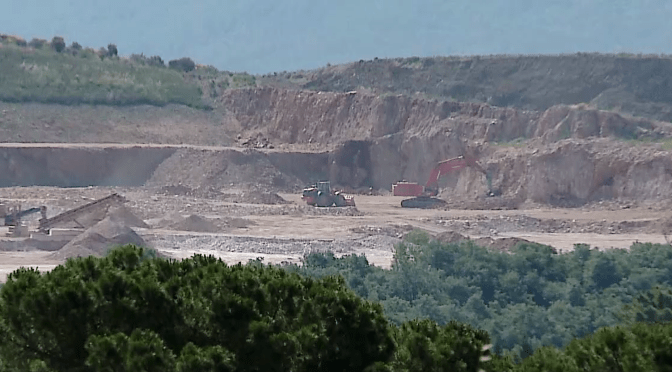 Cava di Monte Petroso – Scheda sintetica del procedimento