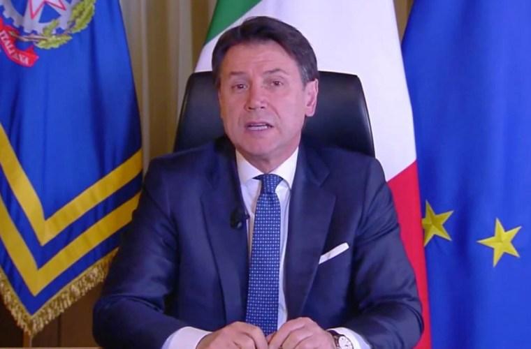 governo Dpcm giuseppe-conte-diretta-facebook
