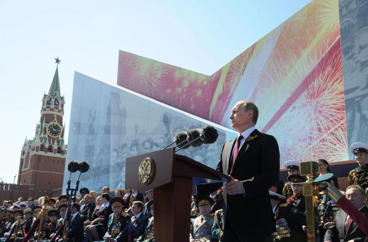 Putin Sputnik V