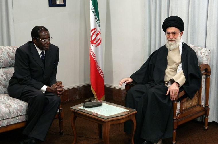 Iran-Zimbabwe