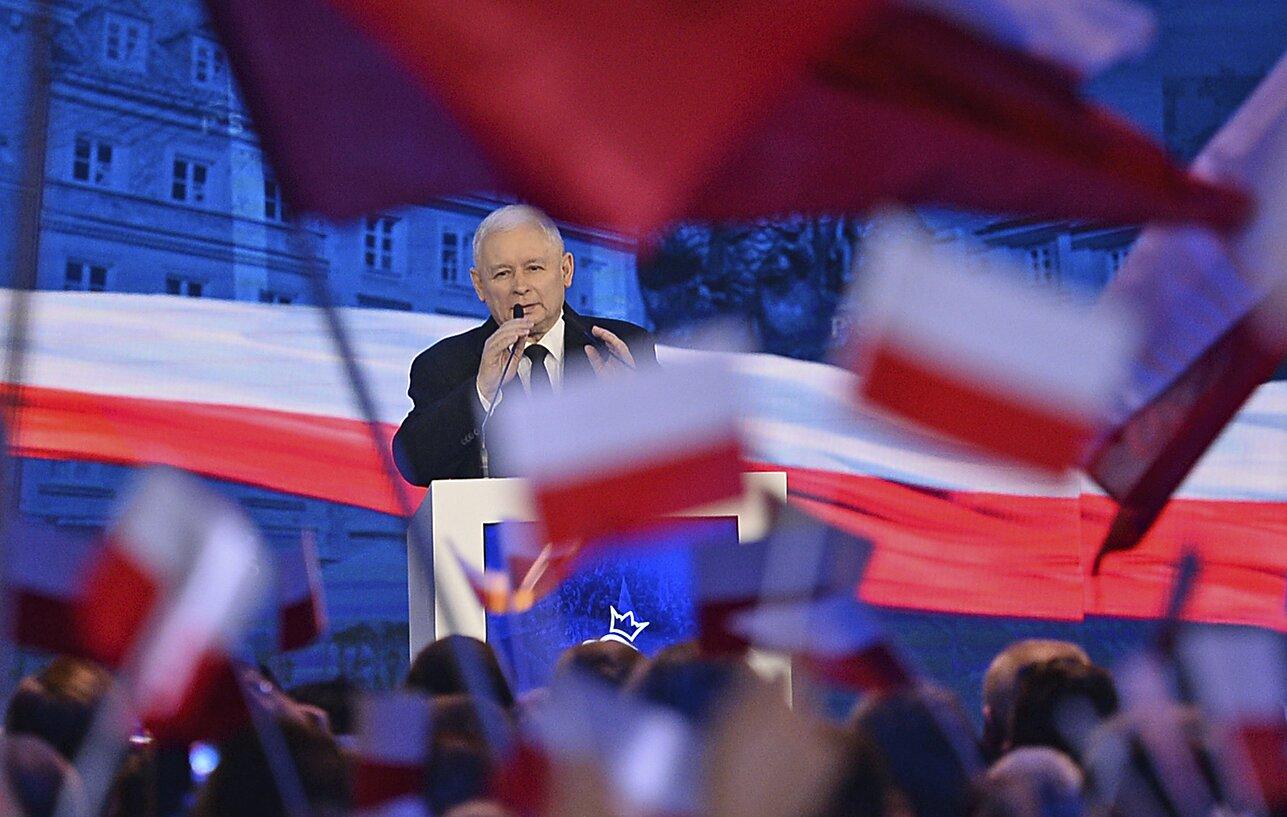 Polonia Kaczynski