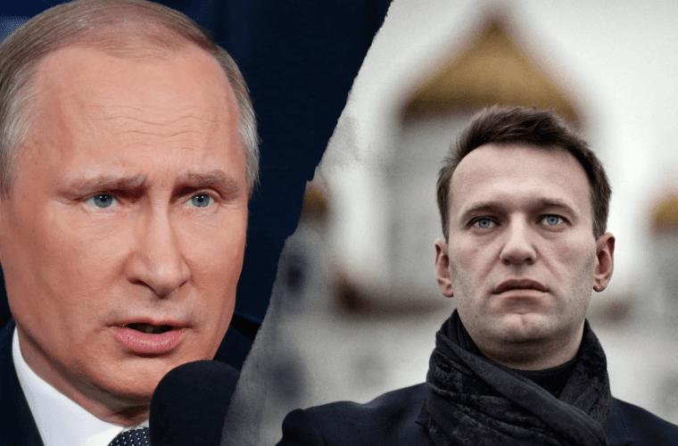 Putin Navalny