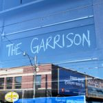 The Garrison sign