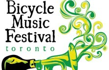 Toronto Bicycle Music Festival 2011